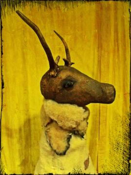 Folkloric Deer, 2014